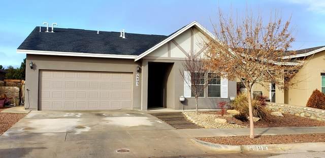 6405 Tama Street, El Paso, TX 79932 (MLS #839948) :: Preferred Closing Specialists