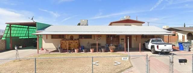1117 Higgins Place, El Paso, TX 79907 (MLS #839951) :: Preferred Closing Specialists