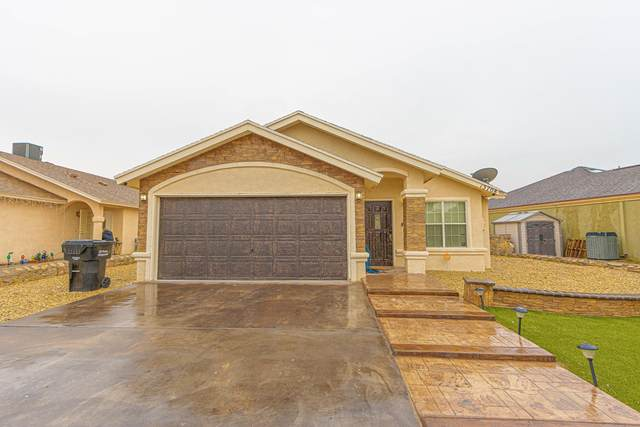 13708 Paseo Hermoso Drive, El Paso, TX 79928 (MLS #839953) :: The Purple House Real Estate Group