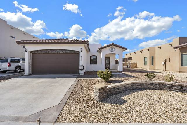 805 Crathorne Street, Horizon City, TX 79928 (MLS #839958) :: Preferred Closing Specialists