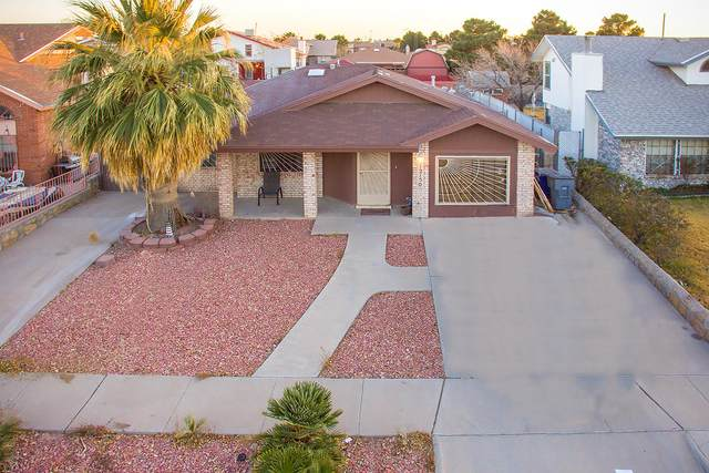 12150 El Greco Circle, El Paso, TX 79936 (MLS #839968) :: Preferred Closing Specialists