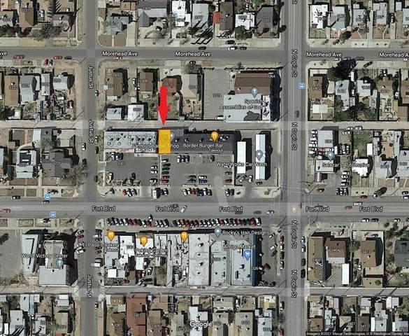 3313 Fort Boulevard A, El Paso, TX 79930 (MLS #839969) :: Preferred Closing Specialists