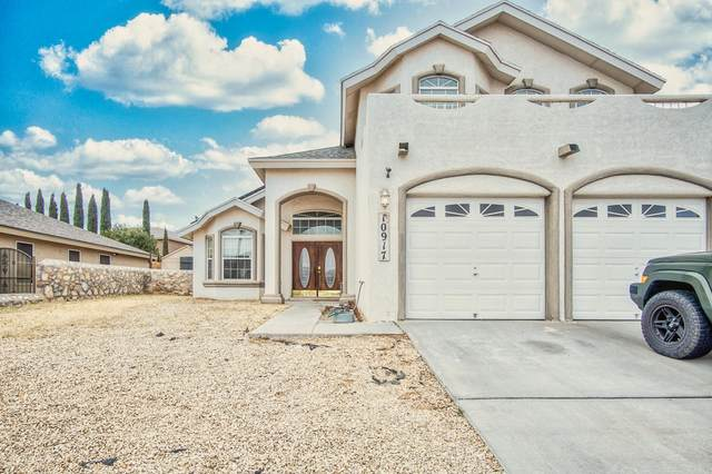10917 Bullseye Street, El Paso, TX 79934 (MLS #839971) :: Jackie Stevens Real Estate Group brokered by eXp Realty