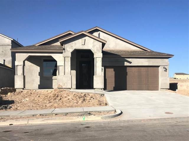 12721 Ashby Avenue, El Paso, TX 79928 (MLS #839976) :: Preferred Closing Specialists