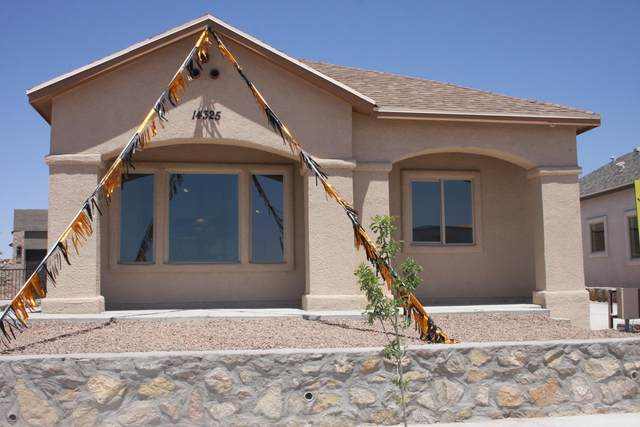 14336 Chris Zingo Lane, El Paso, TX 79928 (MLS #839978) :: The Purple House Real Estate Group