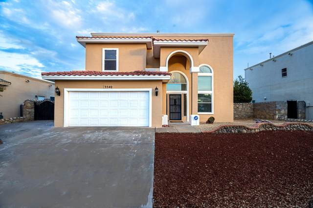 3540 Tierra Vergel Drive, El Paso, TX 79938 (MLS #839984) :: Preferred Closing Specialists