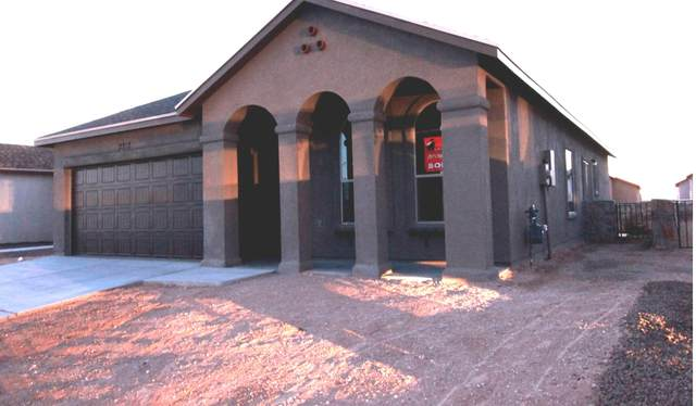 14348 Chris Zingo Lane, El Paso, TX 79928 (MLS #839985) :: The Purple House Real Estate Group