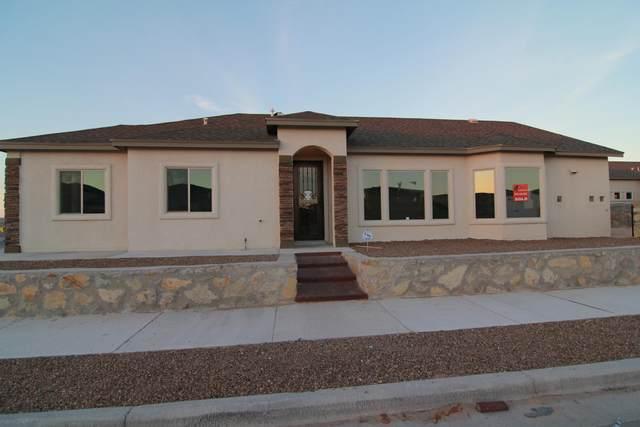 2633 Tierra Garden Drive, El Paso, TX 79938 (MLS #839987) :: The Purple House Real Estate Group