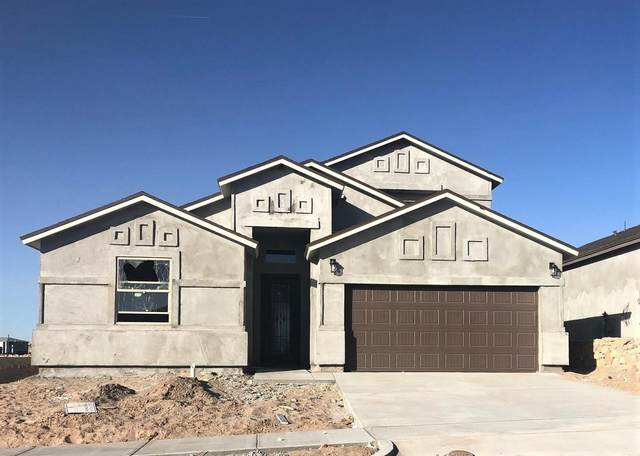 12717 Ashby Avenue, El Paso, TX 79928 (MLS #839989) :: The Purple House Real Estate Group