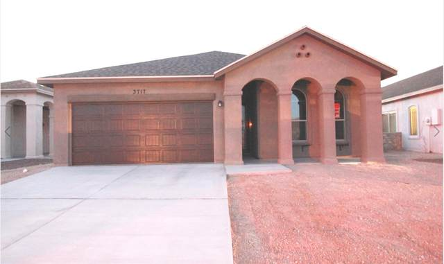 13121 Celtic, Horizon City, TX 79928 (MLS #839990) :: Preferred Closing Specialists