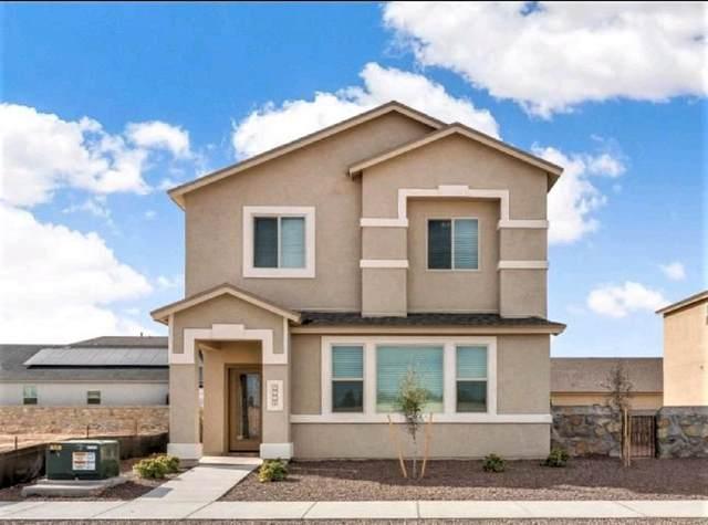 14708 Tierra Harbor Avenue, El Paso, TX 79938 (MLS #839992) :: The Purple House Real Estate Group