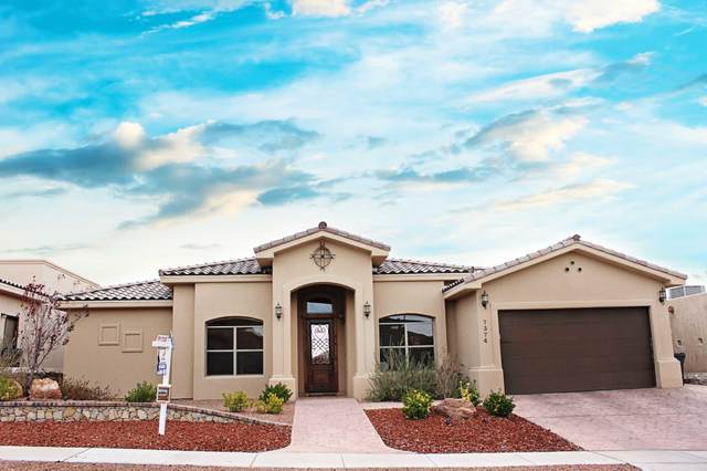 7374 Black Mesa Drive, El Paso, TX 79911 (MLS #839993) :: Preferred Closing Specialists