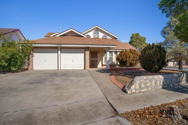 11539 Clear Lake Circle, El Paso, TX 79936 (MLS #839994) :: Preferred Closing Specialists