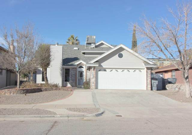 7113 Imperial Ridge Drive, El Paso, TX 79912 (MLS #840005) :: The Purple House Real Estate Group