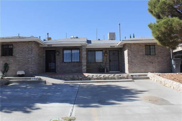 9057 Eclipse Street, El Paso, TX 79904 (MLS #840008) :: The Purple House Real Estate Group