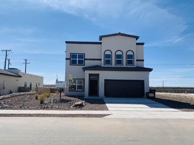 536 W La Entrada Circle, Sunland Park, NM 88063 (MLS #840010) :: Jackie Stevens Real Estate Group brokered by eXp Realty