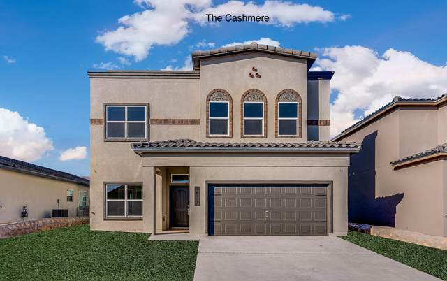 520 W La Entrada Circle, Sunland Park, NM 88063 (MLS #840014) :: Jackie Stevens Real Estate Group brokered by eXp Realty