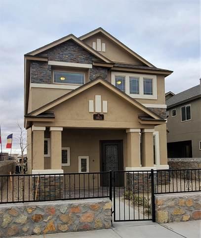 14821 Pebble Hills Boulevard, El Paso, TX 79938 (MLS #840017) :: Preferred Closing Specialists