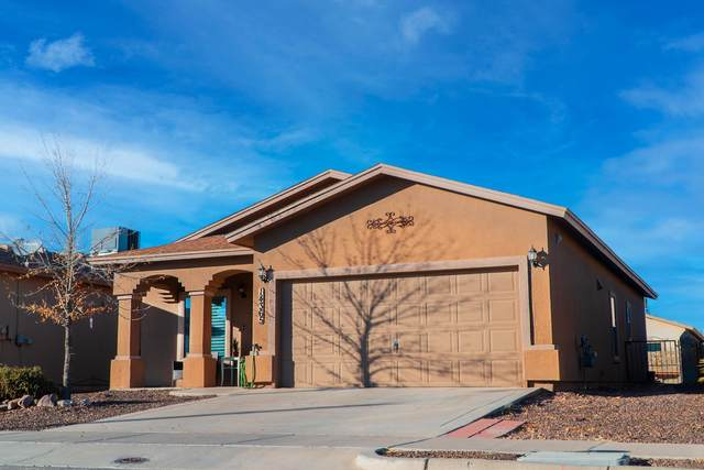14365 Valley Light Court, El Paso, TX 79938 (MLS #840028) :: The Purple House Real Estate Group