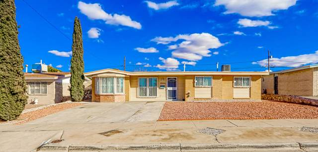 2044 Solano Drive, El Paso, TX 79935 (MLS #840038) :: Preferred Closing Specialists