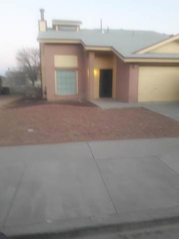 5236 Roger Maris Drive, El Paso, TX 79936 (MLS #840043) :: Preferred Closing Specialists