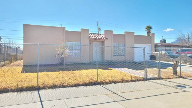 5224 Dearborne Drive, El Paso, TX 79924 (MLS #840048) :: Preferred Closing Specialists