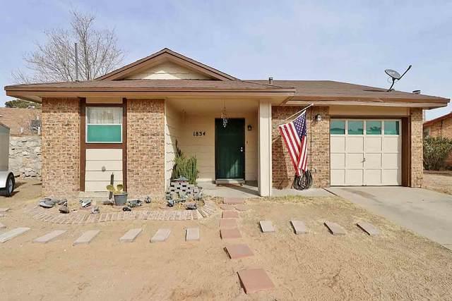 1834 Karl Wyler Drive, El Paso, TX 79936 (MLS #840051) :: Preferred Closing Specialists
