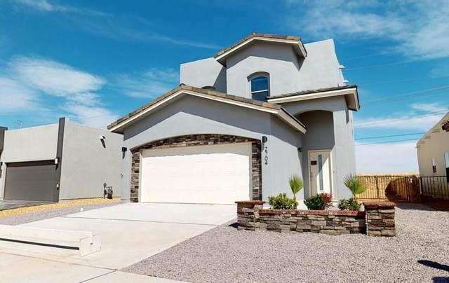 216 Wardour Castle Place, El Paso, TX 79928 (MLS #840065) :: Mario Ayala Real Estate Group