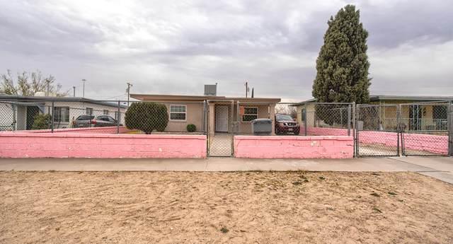 4212 Thomason Avenue, El Paso, TX 79904 (MLS #840075) :: Preferred Closing Specialists