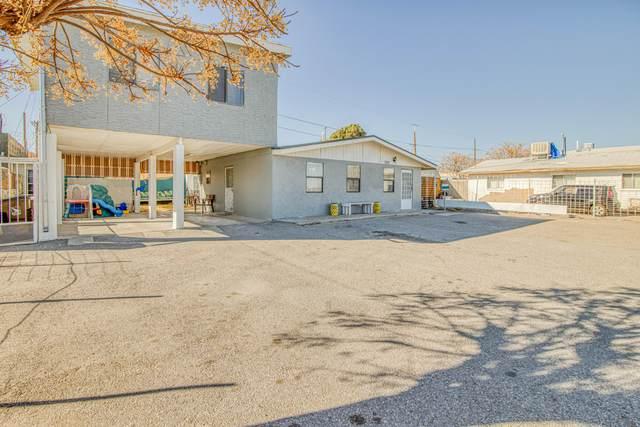 2187 Mcnutt Road, Sunland Park, NM 88063 (MLS #840084) :: Preferred Closing Specialists