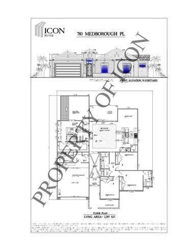 780 Medborough, El Paso, TX 79928 (MLS #840089) :: Red Yucca Group