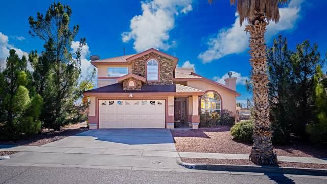 7012 Crown Ridge Drive, El Paso, TX 79912 (MLS #840108) :: Jackie Stevens Real Estate Group brokered by eXp Realty