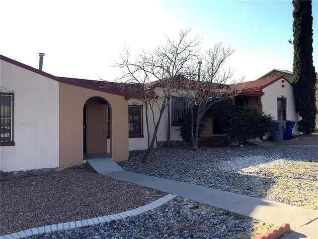 2411&2415 N Kansas Street, El Paso, TX 79902 (MLS #840155) :: Summus Realty