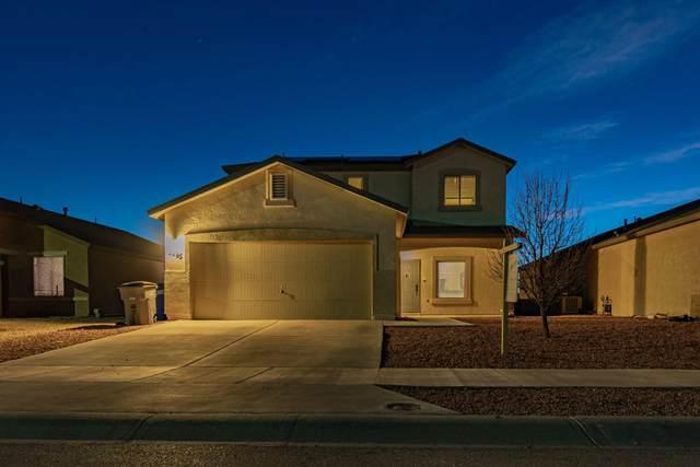 3295 Bashkir Trail, El Paso, TX 79938 (MLS #840158) :: Preferred Closing Specialists