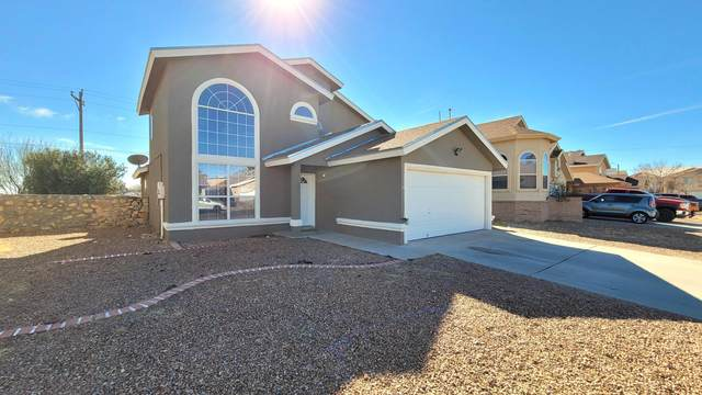 12716 Tierra Pueblo, El Paso, TX 79938 (MLS #840177) :: Preferred Closing Specialists