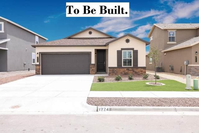 3933 Desert Nomad, El Paso, TX 79938 (MLS #840237) :: Preferred Closing Specialists