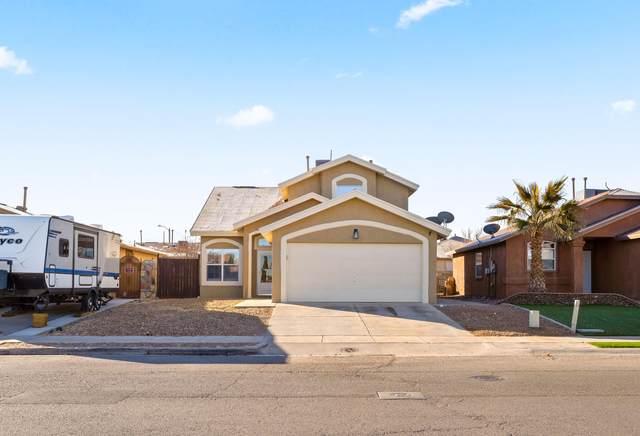 14036 Tierra Venado Drive, El Paso, TX 79938 (MLS #840251) :: Preferred Closing Specialists
