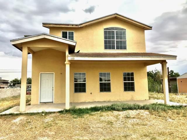 333 Tortola Avenue, San Elizario, TX 79849 (MLS #840257) :: Preferred Closing Specialists