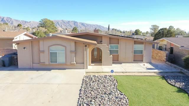 712 Centennial Drive, El Paso, TX 79912 (MLS #840288) :: Summus Realty