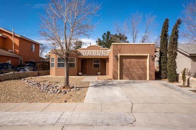 2205 Tierra De Oro Way, El Paso, TX 79938 (MLS #840313) :: Preferred Closing Specialists