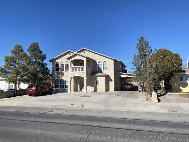 7409 Edgemere Boulevard, El Paso, TX 79925 (MLS #840342) :: Red Yucca Group