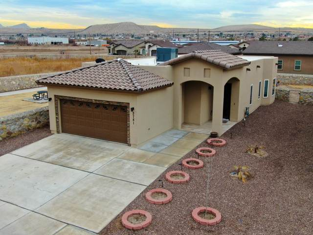 2781 San Gabriel Drive, Sunland Park, NM 88063 (MLS #840347) :: Jackie Stevens Real Estate Group brokered by eXp Realty