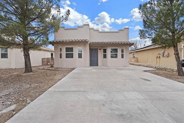 1416 Enrique Perez Circle, San Elizario, TX 79849 (MLS #840360) :: Jackie Stevens Real Estate Group brokered by eXp Realty