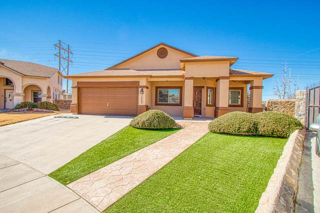 12665 Tierra Alexis Drive, El Paso, TX 79938 (MLS #840442) :: Preferred Closing Specialists