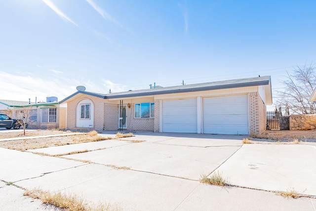 7180 Date Tree Lane, El Paso, TX 79915 (MLS #840485) :: Summus Realty