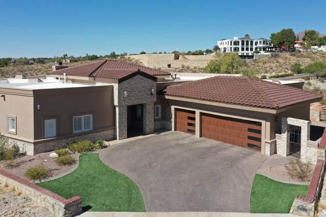 5529 Ventana Del Sol Drive, El Paso, TX 79912 (MLS #840538) :: Preferred Closing Specialists
