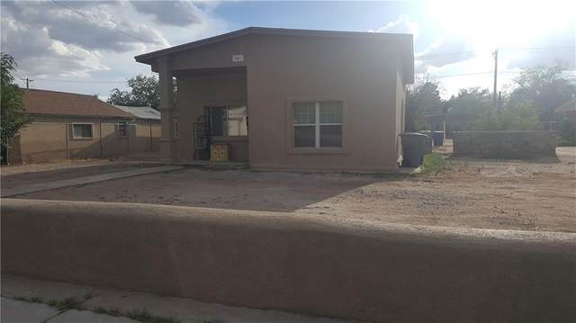 521 Gallagher Street, El Paso, TX 79915 (MLS #840587) :: The Purple House Real Estate Group