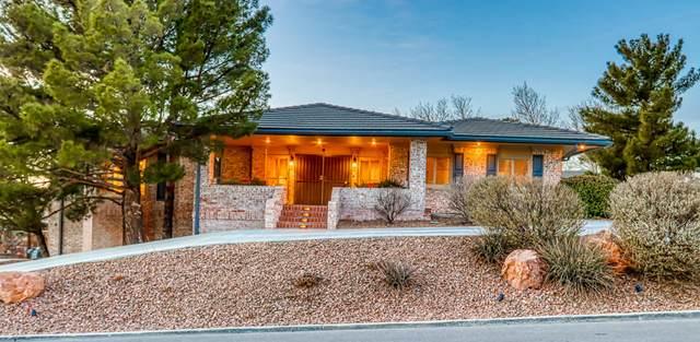 1013 Singing Hills Drive, El Paso, TX 79912 (MLS #840601) :: Summus Realty