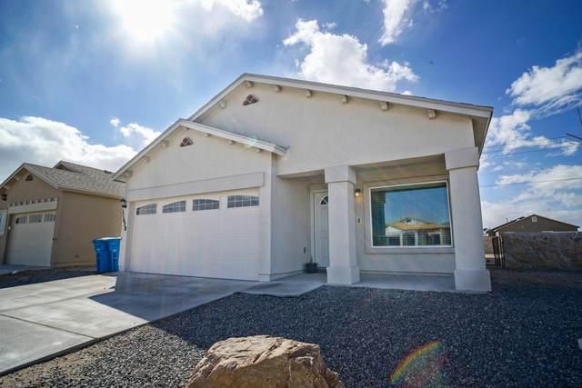 11628 Flor Achillea, Socorro, TX 79927 (MLS #840611) :: The Purple House Real Estate Group