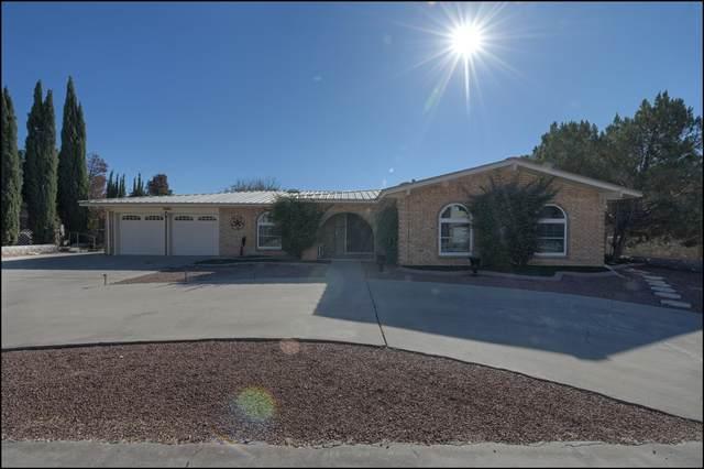 3606 Colville Drive, Horizon City, TX 79928 (MLS #840661) :: Mario Ayala Real Estate Group